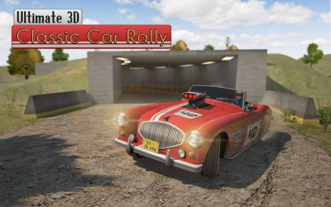 Ultimate Classic Car Rally Hile
