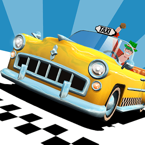 Crazy Taxi City Rush