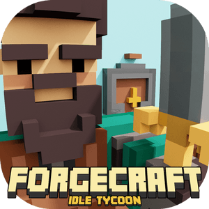ForgeCraft Idle Tycoon